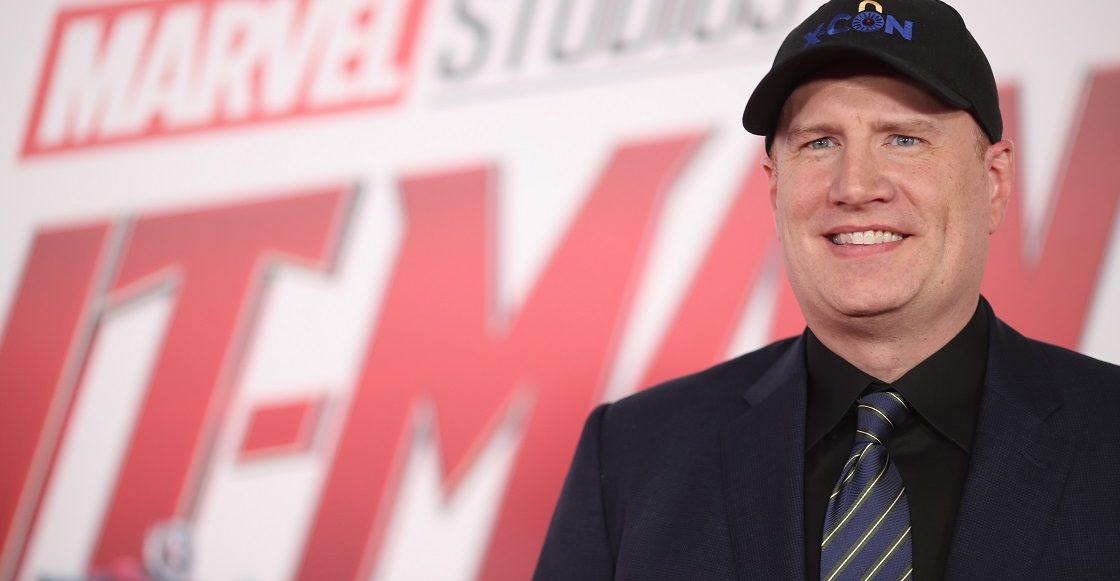 Kevin Feige - Productor y presidente de Marvel Studios