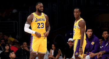 Además de LeBron James, Lakers suman una baja más en su plantilla por un mes