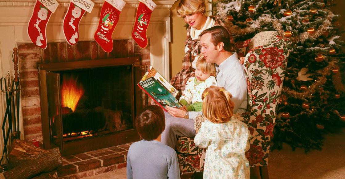 Y mientras tú te emborrachas en Islandia celebran Navidad leyendo