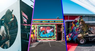 Los murales que NECESITAS visitar cuando estés en Las Vegas