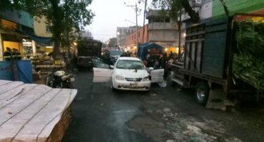 Linchan a un conductor en La Merced por atropellar a un peatón