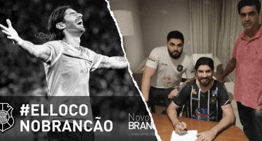 ¡Una raya más al tigre! El 'Loco' Abreu tiene nuevo equipo en Brasil y su récord sigue en crecimiento