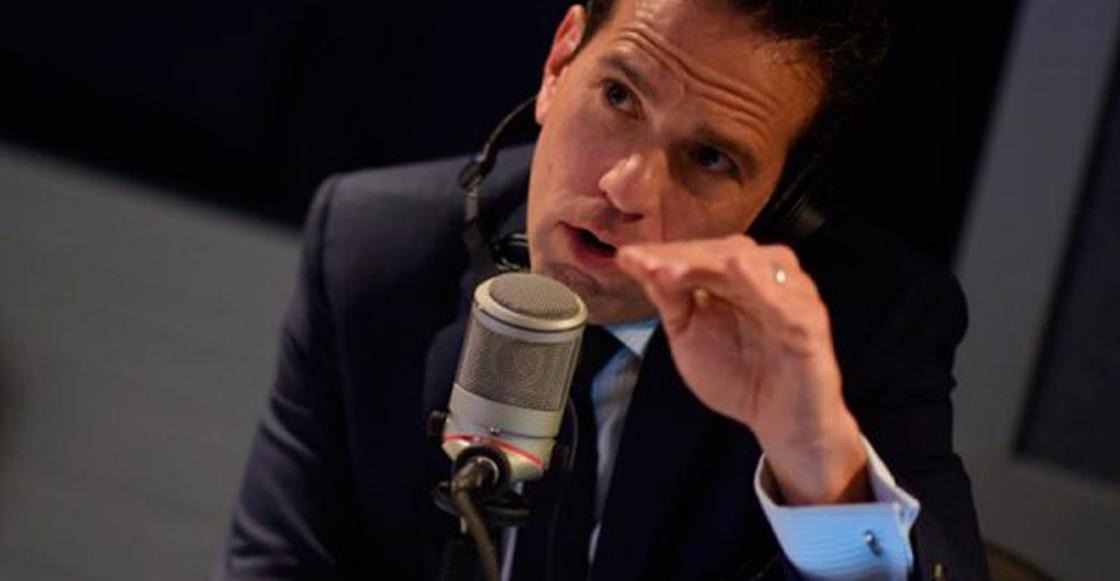 Se va Carlos Loret de Mola de Radio Centro