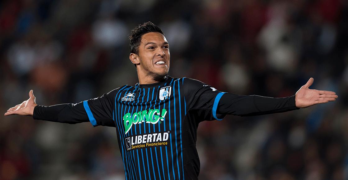 Landín es anunciado con bombo y platillo como refuerzo estrella en Guatemala