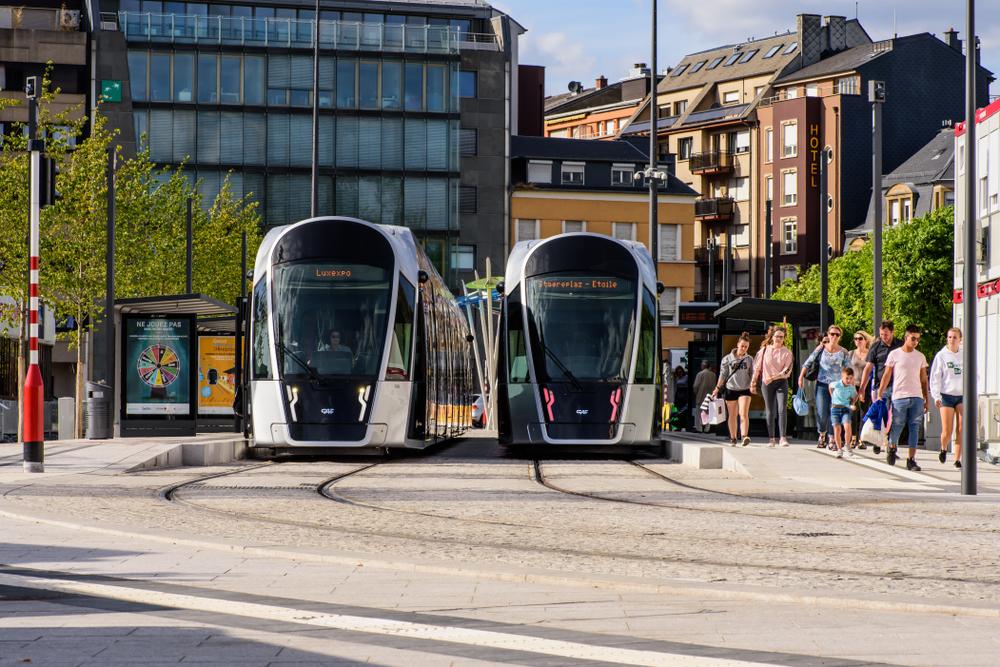 Image result for luxemburgo primer pais transporte publico gratis