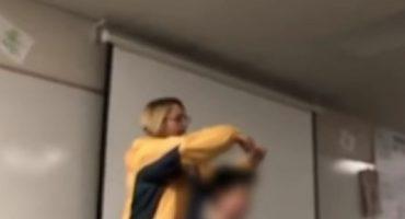 Maestra enfrenta cargos criminales por cortar el cabellode sus alumnos