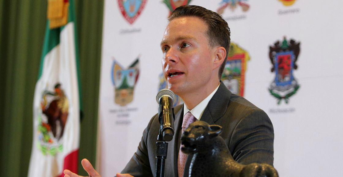 ¡Ándale! Congreso de Chiapas le quita la escolta a Manuel Velasco