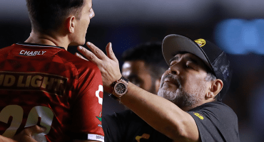 Dorados cumple con una de las condiciones para mantener a Maradona