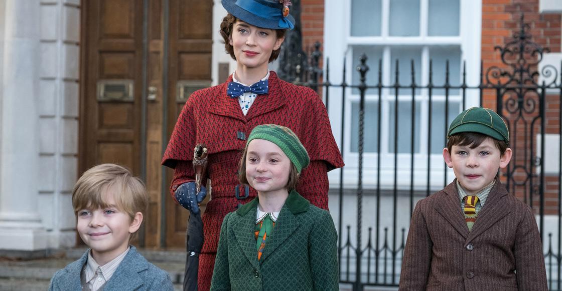 En un mundo donde la tecnología ha abarcado todo, ¿por qué la gente necesita ver Mary Poppins Returns?