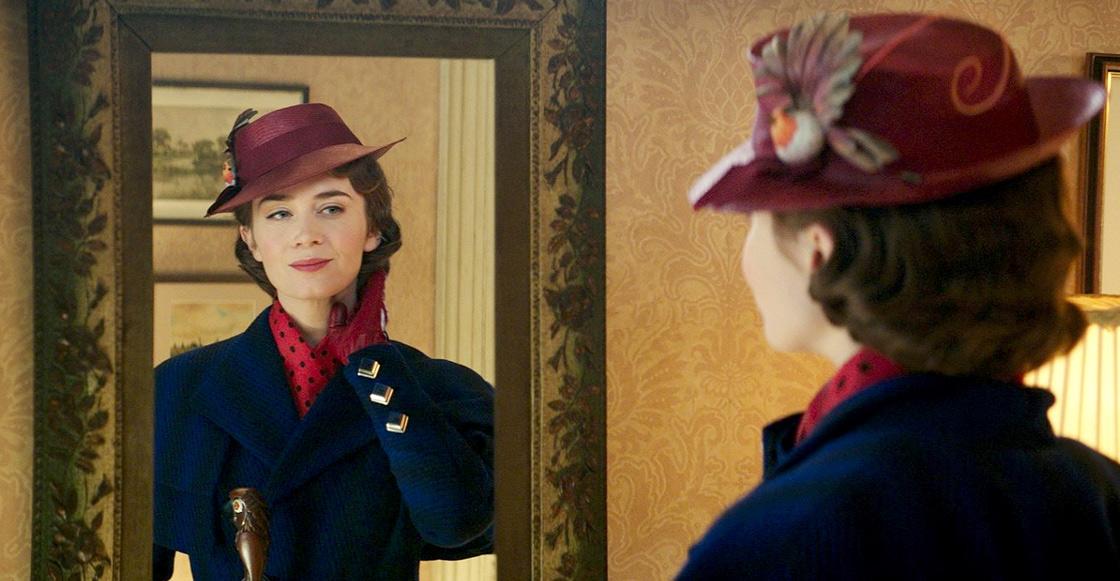 Tienes que ver el póster de 'Mary Poppins Returns' hecho en Paint por una mujer de 88 años