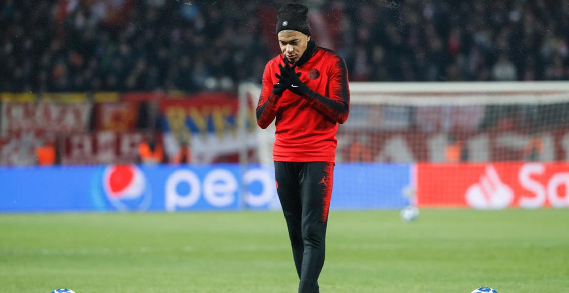 ¿Y Griezmann? Kylian Mbappé fue elegido Mejor Jugador francés del 2018