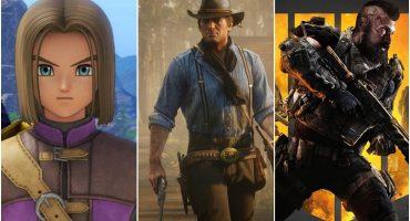 Los mejores videojuegos del 2018 juntos en un clip de dos minutos