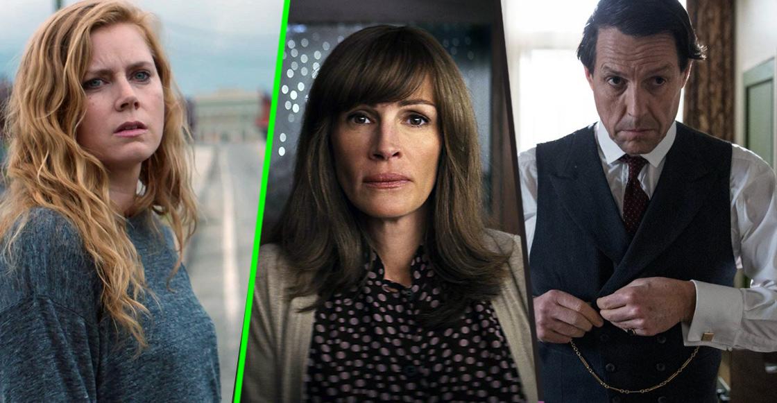 Las 14 series de televisión que nos sorprendieron en 2018