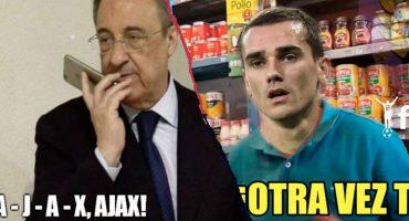 Los memes se enfrentaron al sorteo de la Champions League... ¡y ganaron!