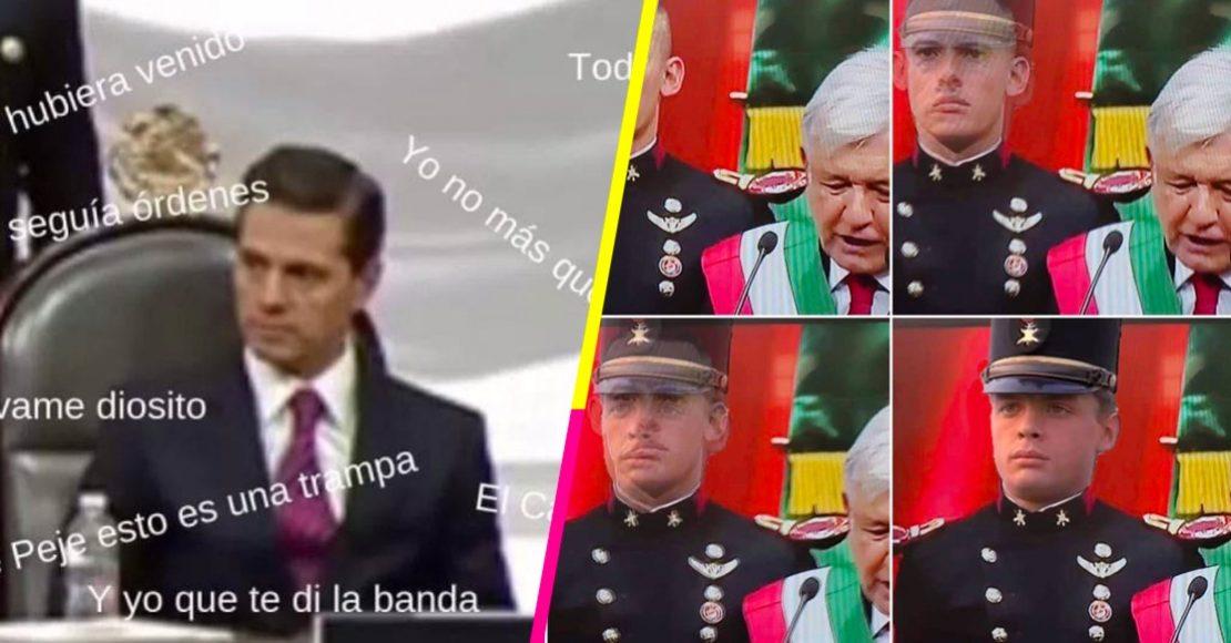 ¡Denle la bienvenida a la cuarta transformación con estos memes de la toma de protesta!