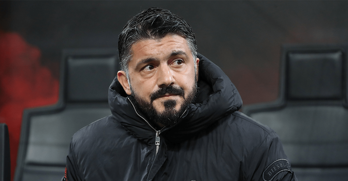 El fracaso del Milán en la Europa League tiene a Gattuso en la cuerda floja