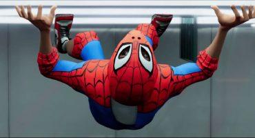 ¡Miles Morales se hace invisible en Spider-Man: Into the Spider-Verse!