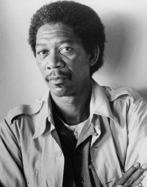 ¿Alguna vez Morgan Freeman fue joven?