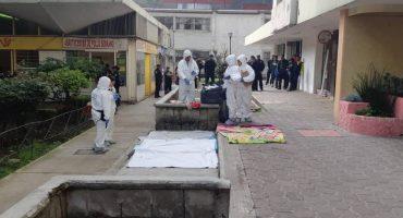 Matan a presunta responsable del asesinato de niña enmaletada en Tlatelolco