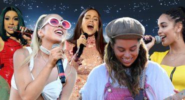 5 mujeres que la rompieron en la música este 2018