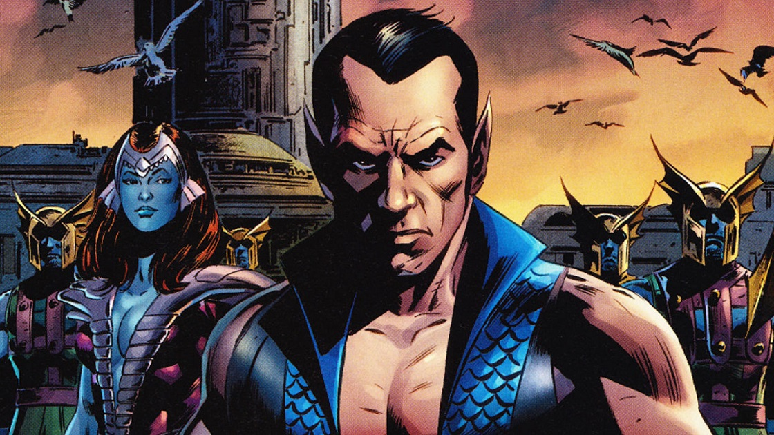 Namor - Superhéroe de Marvel