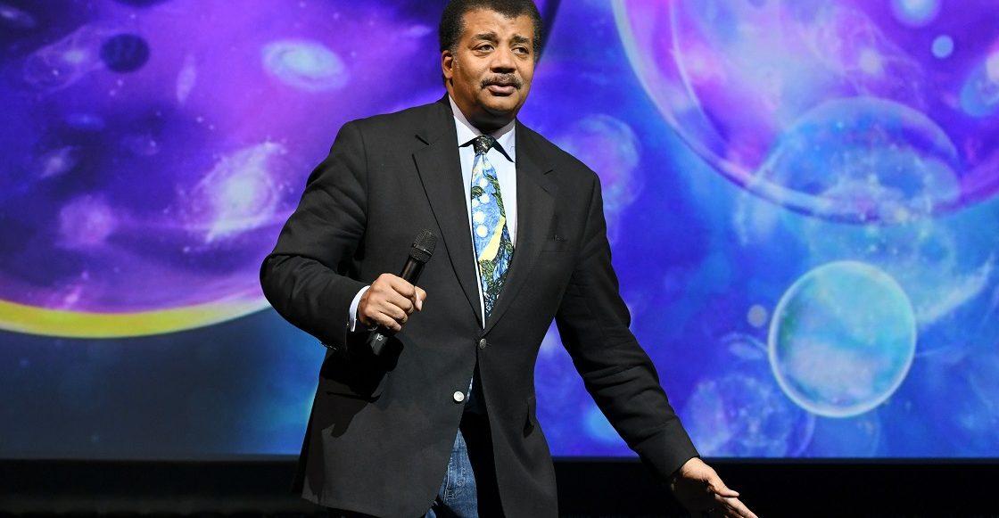 Neil deGrasse Tyson - Presentador de Cosmos