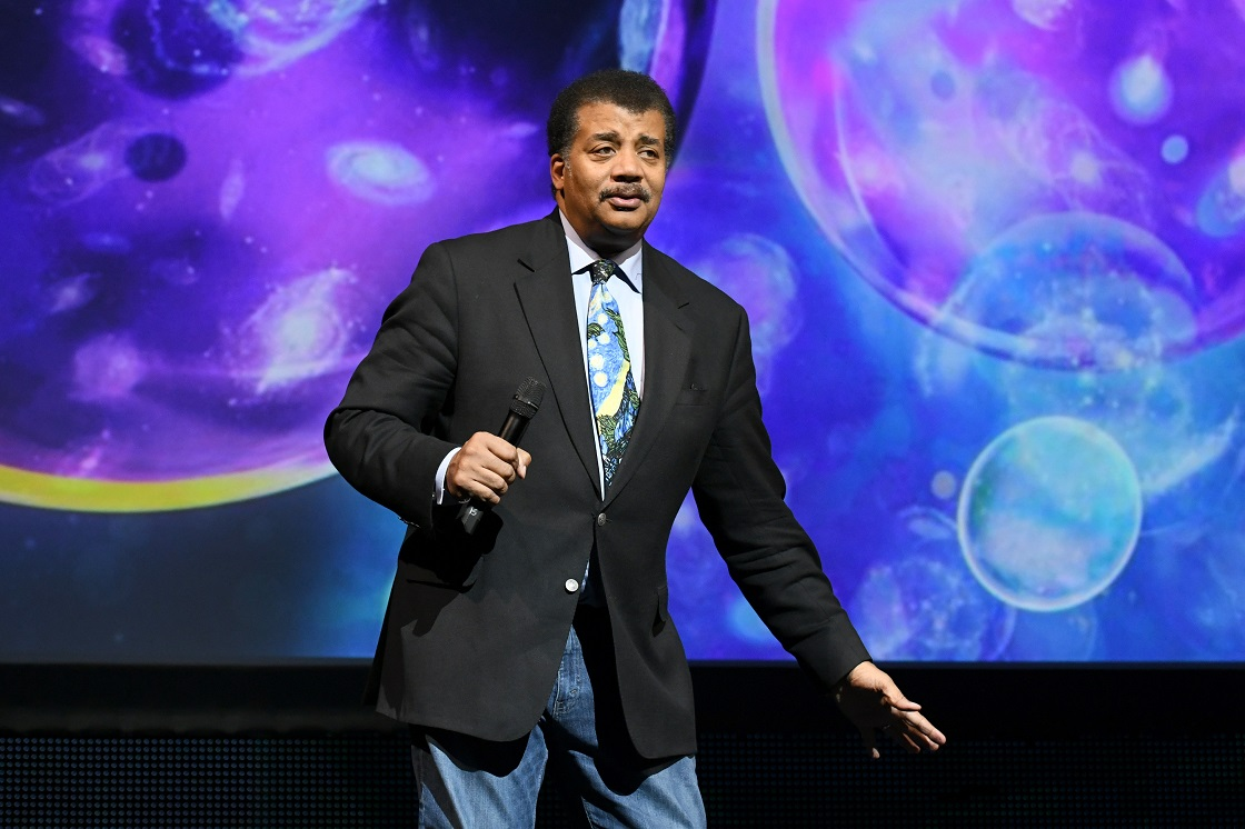 Tres mujeres acusan a Neil deGrasse Tyson por abuso sexual