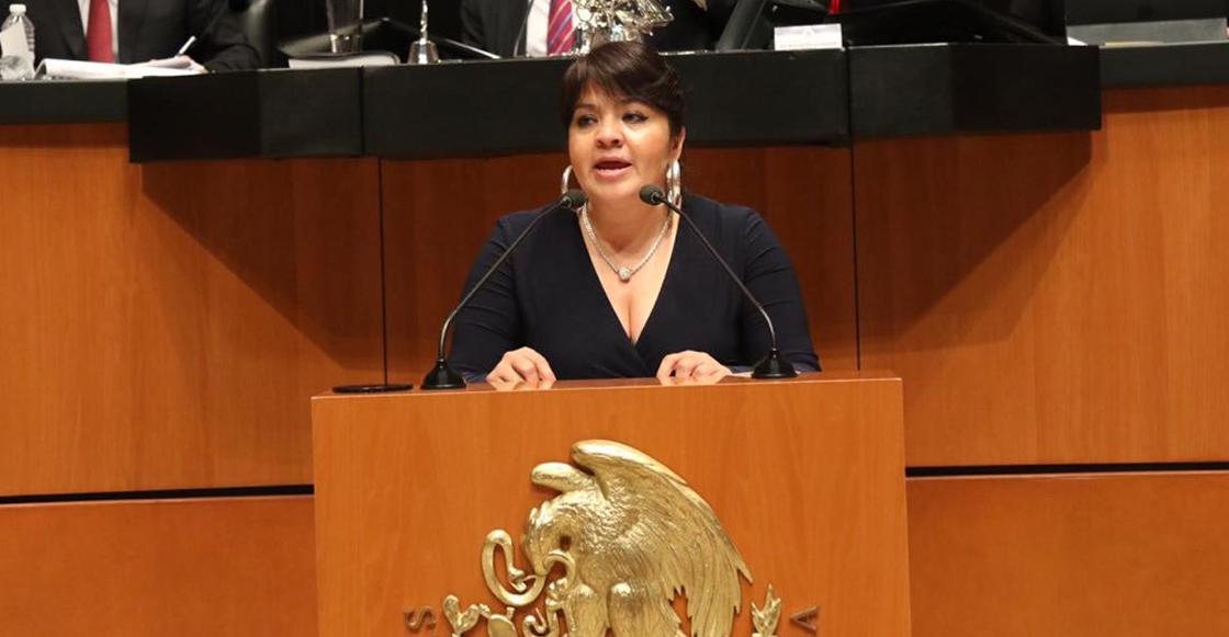 """Nestora Salgado presentará 176 expedientes de """"presos políticos"""" para amnistía"""