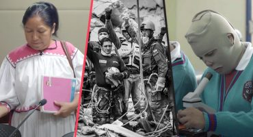 'En los ojos de...': el especial del New York Times que retrata cómo se vive en México