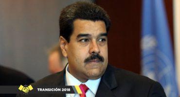 ¿A escondidas? Maduro llegará directo a la comida en Palacio Nacional