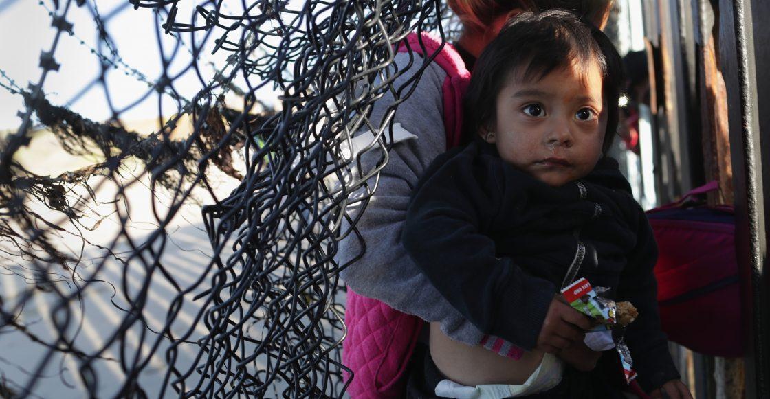 A pesar de orden ejecutiva, en Estados Unidos se han separado a 81 niños de sus familias