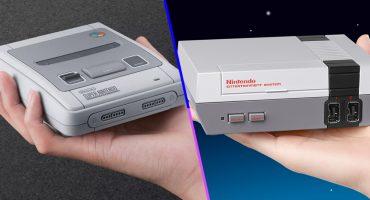 Todo se derrumbó: Nintendo ya no hará más NES ni SNES mini