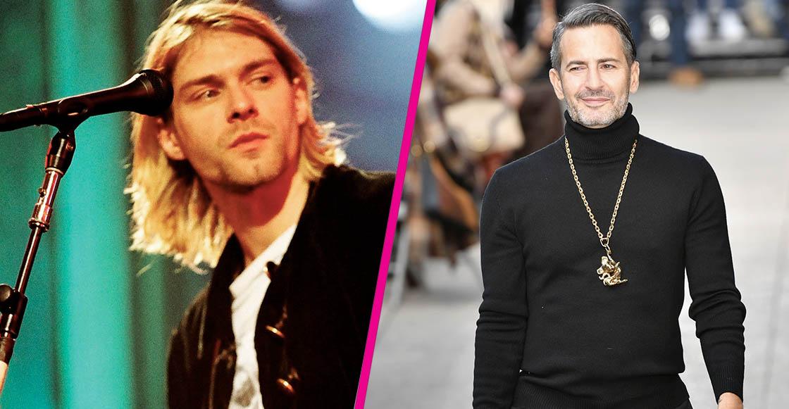 ¡Traz! Nirvana demanda a Marc Jacobs por plagiar diseño de la banda