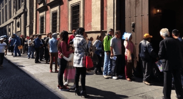 Preparen sus peticiones: ya abrió la Oficina de Atención Ciudadana en Palacio Nacional