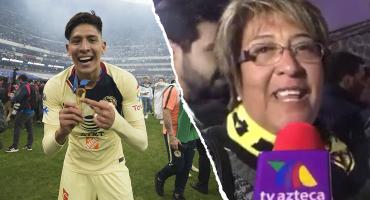 Las conmovedoras palabras de los padres de Edson Álvarez tras el título con el América
