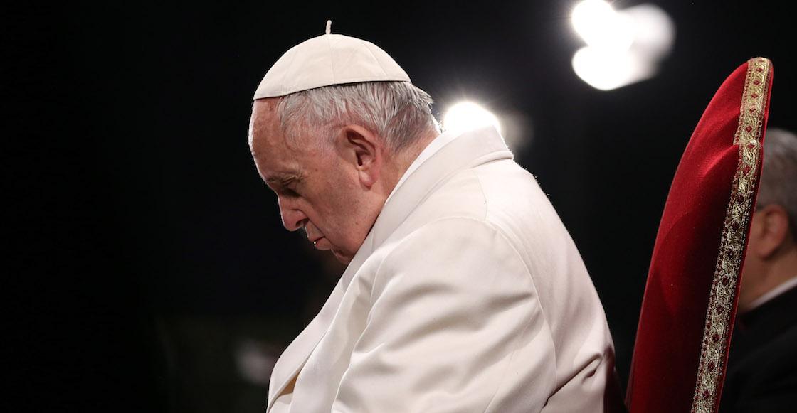 Por acusaciones de pederastia, el Papa aparta a dos de sus más cercanos Cardenales