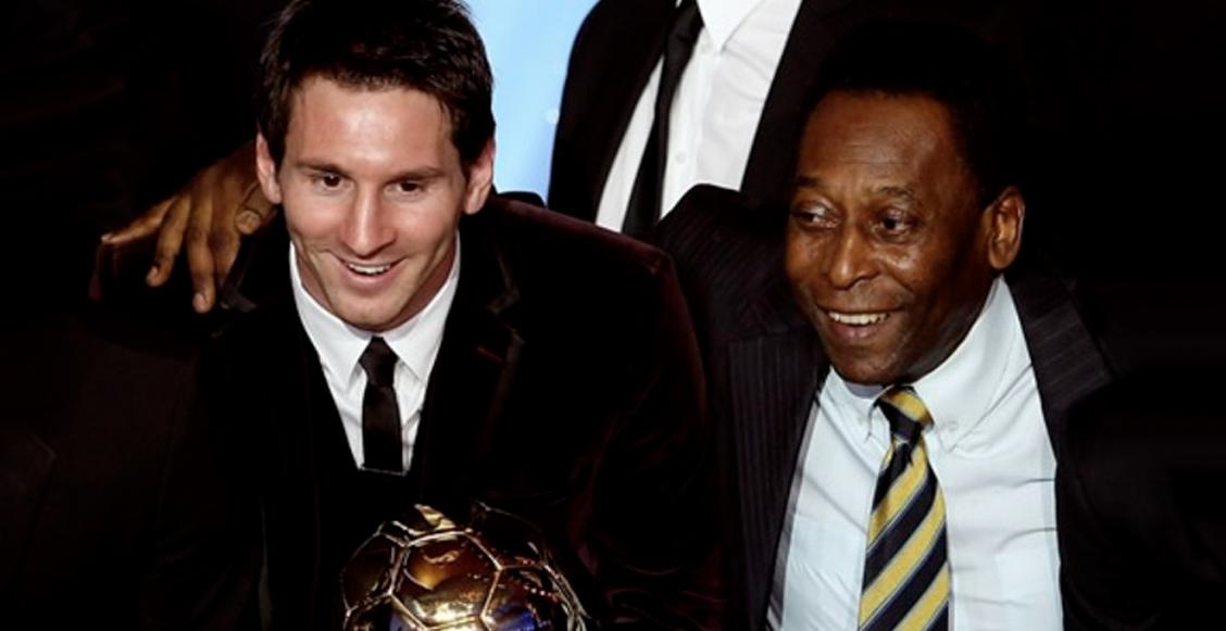 Pelé se olvida de Neymar y se compara con Kylian Mbappé