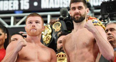 'Canelo' Álvarez vs 'Rocky' Fielding cambia de horario por peleas retiradas de cartelera