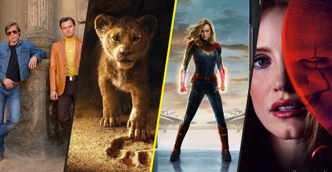 Estas son las 10 películas más esperadas para 2019