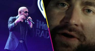 ¿Lo peor de 2018? Pitbull coverea 'Africa' de Toto para 'Aquaman'