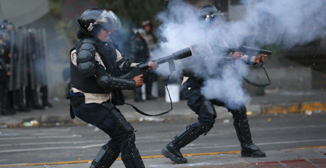 En 2018, casi un tercio de los homicidios en Venezuela los cometió la policía