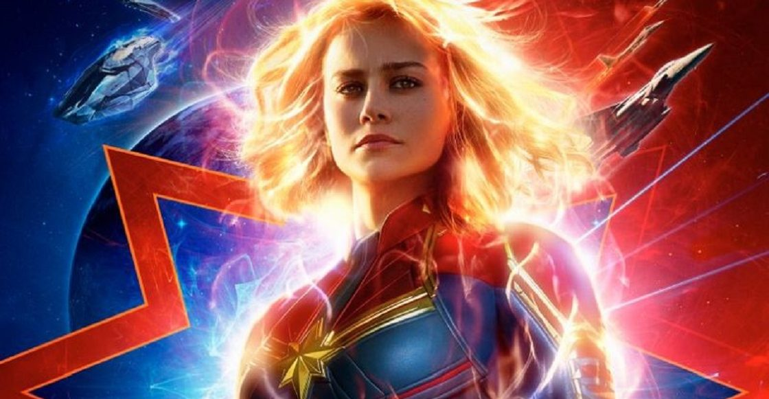 Captain Marvel - Nuevo Póster