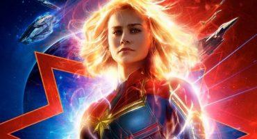 ¡Hay nuevo póster de Captain Marvel y noticias de otro tráiler!