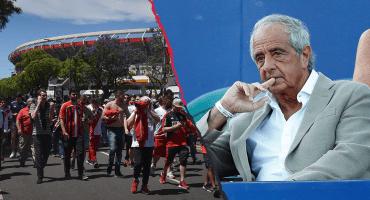 Presidente de River pide que la agresión a Boca sea considerado el
