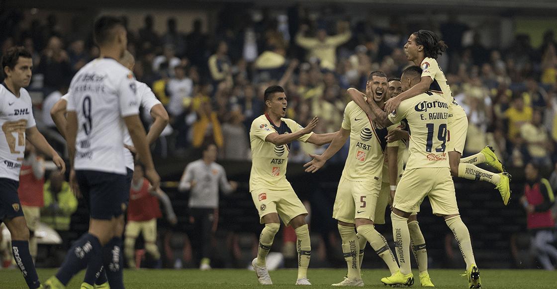 ¡Aaaawww! La prioridad de Pumas en 2019 es ganarle al fin al América