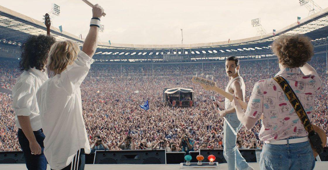 We are the champions! 'Bohemian Rhapsody' es la biopic musical más taquillera en la historia