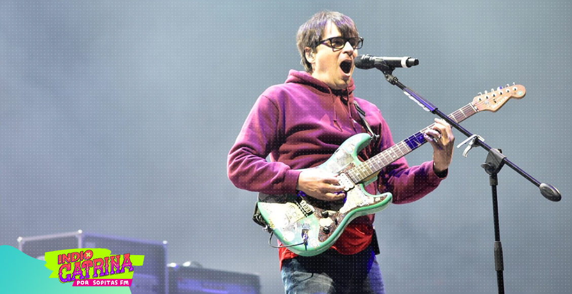 "Así sonó por primera vez en México el cover que Weezer le hizo a ""África"" de Toto"