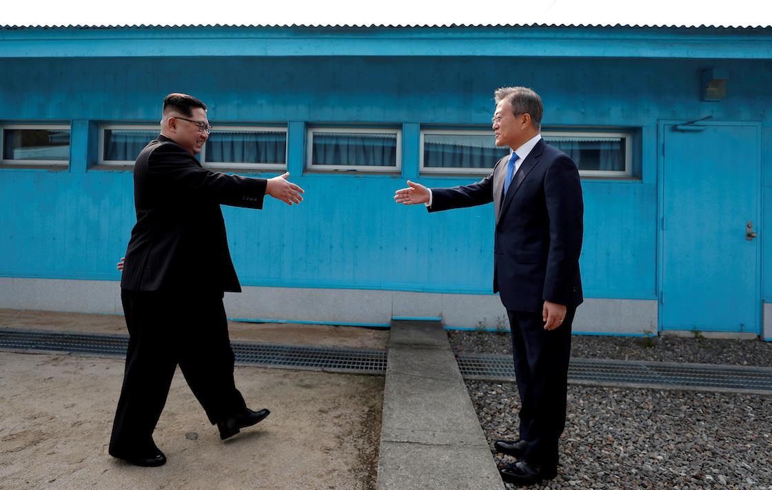 reunion-corea-norte-sur-kim-jong-un-fotos-2018