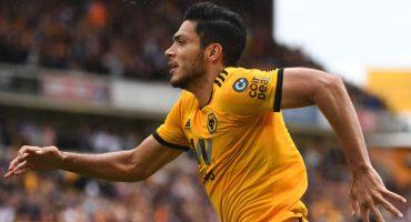 ¡Apareció de nuevo! Revive el gol de Raúl Jimenez al Bournemouth en la Premier
