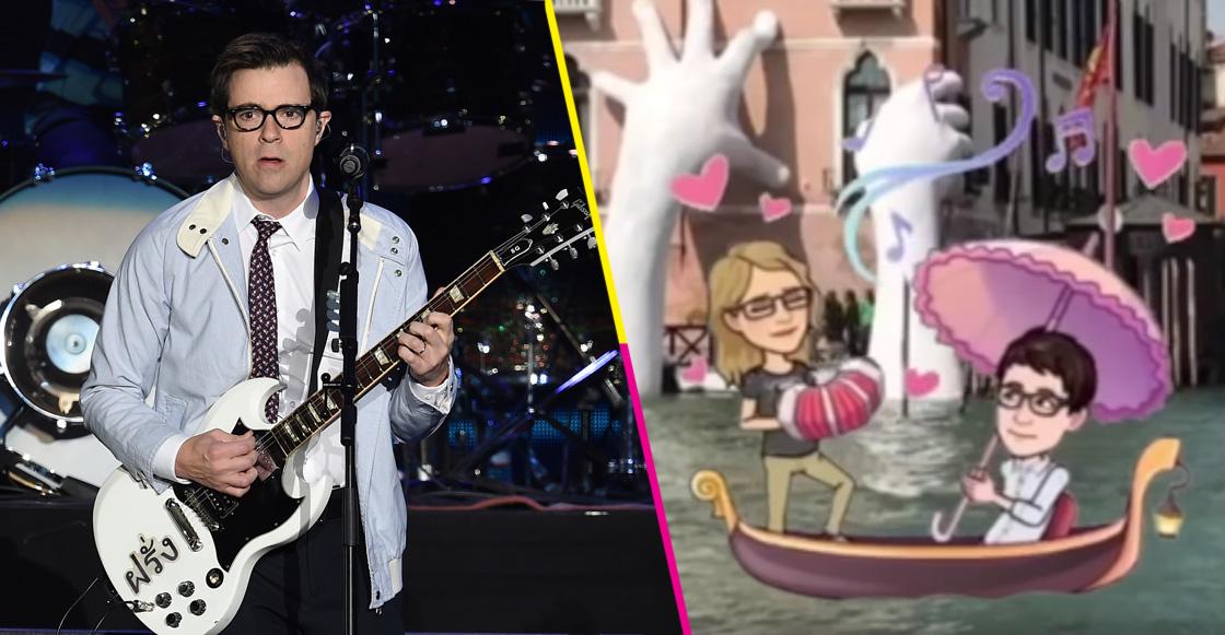 Rivers Cuomo de Weezer lanzó el videomeme del sencillo 'Two Broken Hearts'